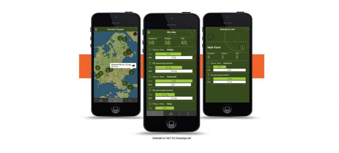 Ny App: Fangstjournalen